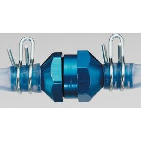 Du-Bro 677 Bränsleslang klips för 2.3 mm i.d. slang, 4 st