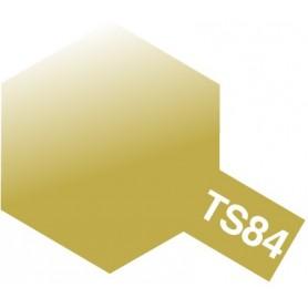 "Tamiya 85084 Sprayfärg TS-84 ""Metallic Guld"", innehåller 100 ml"