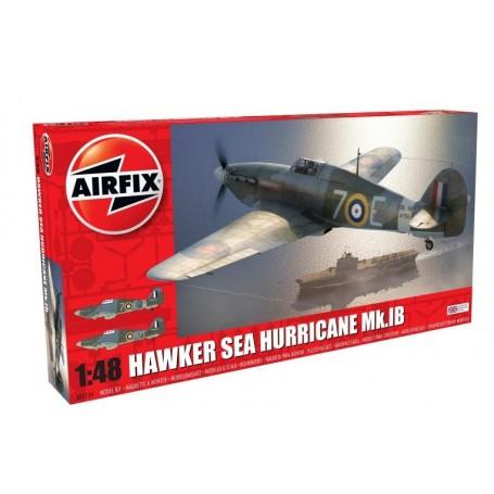 Airfix 05134 Flygplan Hawker Sea Hurricane MK.IB