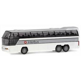"""Rietze 61104 Neoplan Cityliner """"Interbus"""" (S)"""