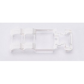Herpa 051170 Side skirting for scania streamline 3a white