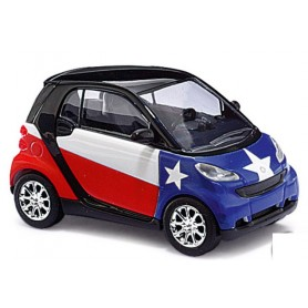 "Busch 46114 Smart Fortwo 07 ""Crazy Cars"""