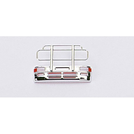 Herpa 051088 Accessory kit MAN F2000 bumper bar + ram protection (5pieces)