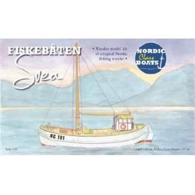 "Atlast 1001 Nordisk fisketrålare ""Svea"""