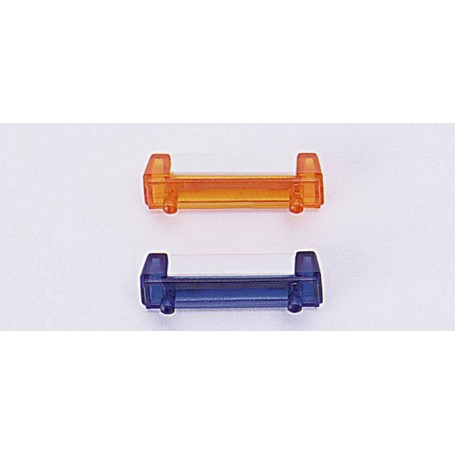 Herpa 050906 1:43 Flashlights blue / orange (6 pieces)