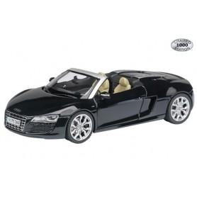 Schuco 450739200 Audi R8 Spyder, svart