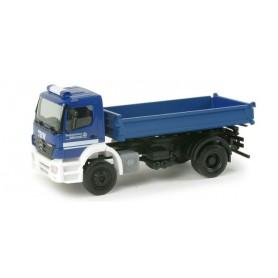 """Herpa 048552 Mercedes-Benz Axor dump truck """"THW"""""""