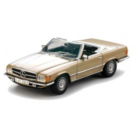 Sun Star 4595 Mercedes Benz 350 SL 1977
