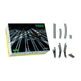 Trix 14301 Stort utbyggnadsset