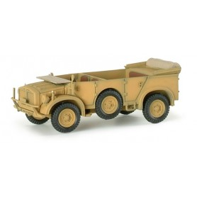 Herpa 742689 Heavy armored vehicle Type 108 open