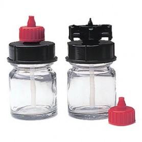 Aztek 9327C Färgbehållare med lock, för bl.a. Aztek A220, 19 ml