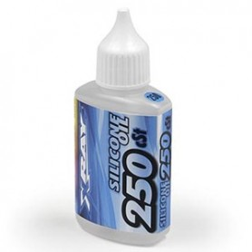 XRay 359225 Stötdämparolja, silikon, 250 cSt, 35 ml i flaska