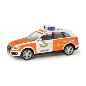 """Herpa 048606 Audi Q5 """"Marsberg rescue service"""""""