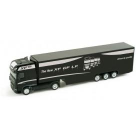 """Herpa 157421 DAF XF 105 SSC refrigerated semitrailer """"DAF"""""""