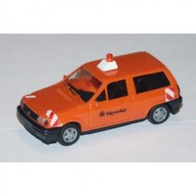 """AHM AH-139 VW Polo """"Vägverket"""""""
