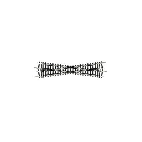 Trix 14973 Korsning, - 15°, längd 129,8 mm