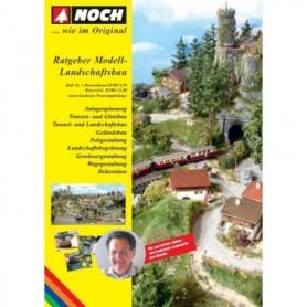 Noch 71906 Landskapskatalog med byggtips, tyska, 3:e utgåvan