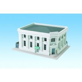 Kato 23458 Bankbyggnad, mått 124 x 162 mm, färdigmodell