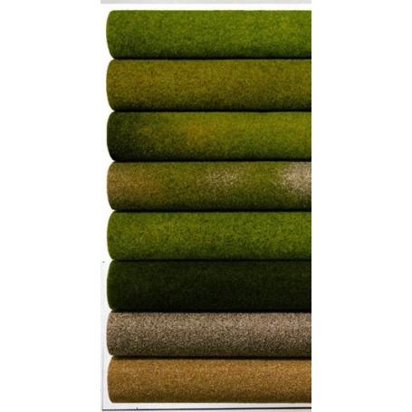 Noch 00020 Gräsmaterulle, våräng, 300 x 100 cm