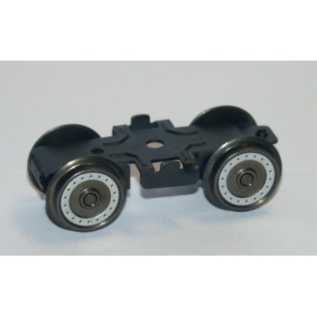 Märklin 210263 Boggie, komplett med hjul, 1 st, passande bl.a. till märklin 37414