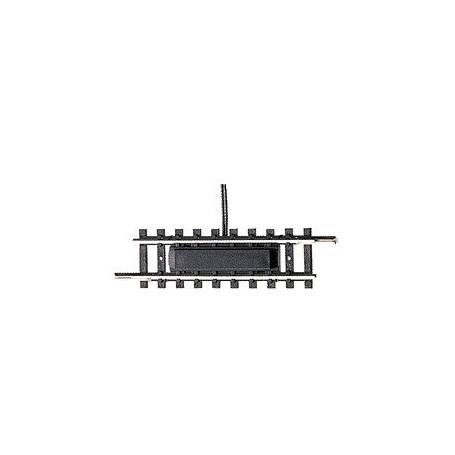 Trix 14980 Kontakt skena med magnet, rak, längd 50,0 mm