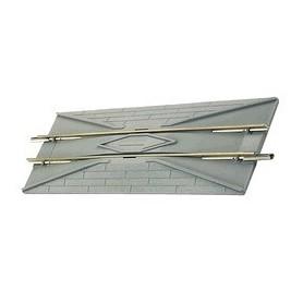 Trix 14974 Lok/Vagnspåsättare, rak, längd 104,2 mm