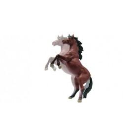 Viessmann 5119 Stegrande häst samt figur med rörlig arm