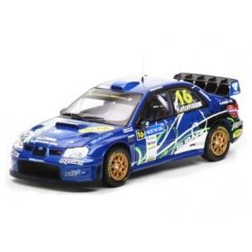 "Sun Star 4399 Subaru Impreza WRC07 ""No.16 J.Ketomaa.M.Stenberg"" Rally Finland 2009"