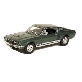 Maisto 31166.1 Ford Mustang GTA Fastback 1967, grön