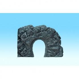 Noch 58497 Tunnelportal, 23,5 x 17 cm, dolomit
