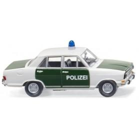 """Wiking 86416 Opel Kadett B """"Polizei"""""""