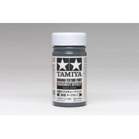 Tamiya 87115 Mörk grå, diorama texture paint pavement effect, 100 ml