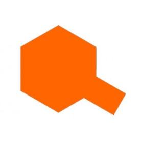"""Tamiya 86043 Sprayfärg PS-43 Genomskinlig Orangel """"Translucent Orange"""", innehåller 100 ml"""