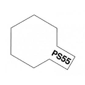 """Tamiya 86055 Sprayfärg PS-55 Matt Klar """"Flat Clear"""", innehåller 100 ml"""