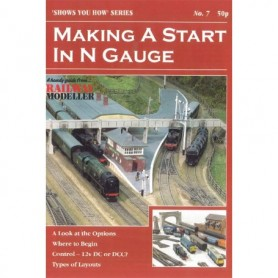 Peco 09670 Making A Start in N-Gauge