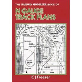 "Peco PB-4 Spårplansbok ""N Gauge Track Plans"""