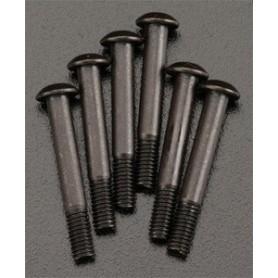 Traxxas 4978 Skruv, insex, kuller, M3x21mm, 6 st