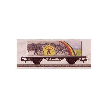 Märklin 44264 Containervagn Födelsedagsvagn för barn 1998