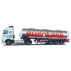 """AMW 53515 Volvo FH XL med tanktrailer """"Eurotank"""". Svensk Modell"""
