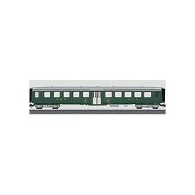 Märklin 00005 Personvagn 2:a klass typ B4 6139 SBB/CFF/FFS