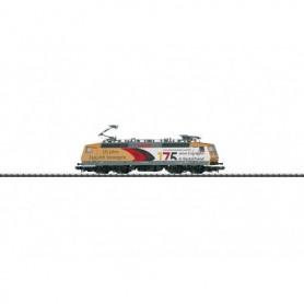 """Trix 12345 Ellok klass 120.1 typ DB AG """"175 Jahre Eisenbahn in Deutschland"""" / """"175 Years of Railroading in Germany"""" """"Trix Exc..."""