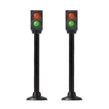 Busch 5941 Trafiksignaler, 2 st