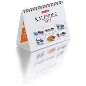 Wiking 00711 Almanacka/Kalender 2011 Wiking