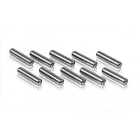Hudy 106052 Drivaxelpinnar, 3x10mm, 10 st