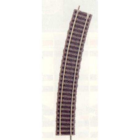 Fleischmann 6138 Kurva 647 mm - 18°