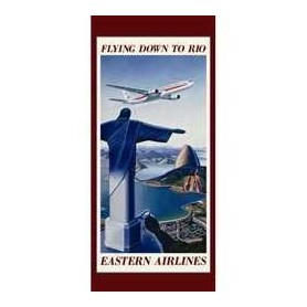 """Minicraft 15002 Flygplan Boeing Eastern Airlines 777 """"Flying Down To Rio"""""""