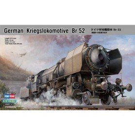 Hobby Boss 82901 Lok German Kriegslokomotive Br 52