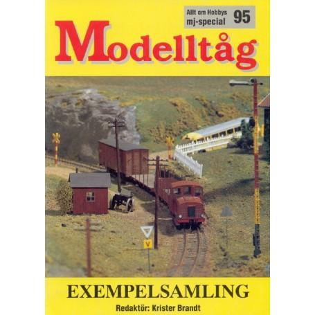 Media BOK23 Modelltåg 1995 - Exempelsamling