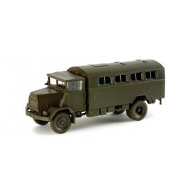 Herpa 743228 MAN 630 box truck