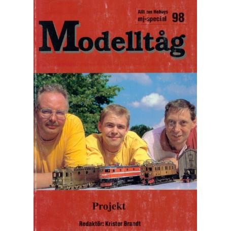 Media BOK26 Modelltåg 1998 - Projekt